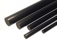 Round Carbon Fibre Rod 5.0 x 1000 mm