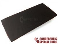 XH Carbon Fibre Raw-Sheet 4.0-370-170 mm
